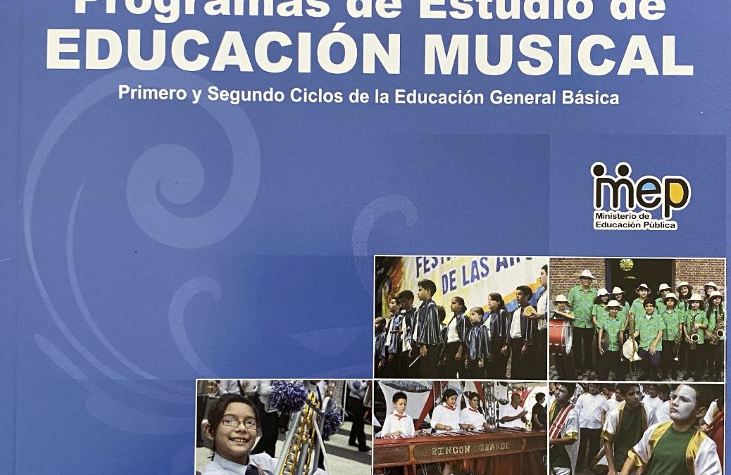 Programa de Estudio Primaria Educación Musical