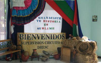 Celebración del Día de la Guanacastequidad.